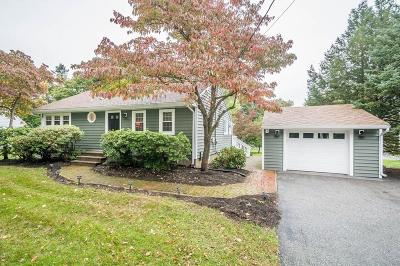 Reading MA Single Family Home New: $575,000