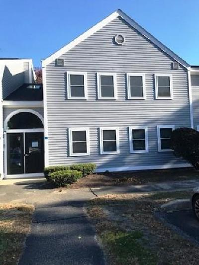 Hingham Condo/Townhouse For Sale: 2603 Hockley Drive #2603