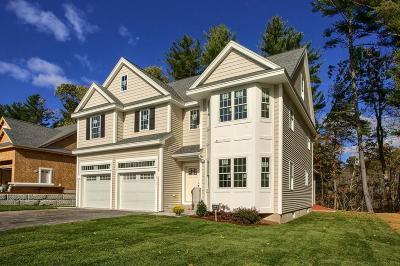 Methuen, Lowell, Haverhill Single Family Home For Sale: 16 Sadie Lane #LOT 8