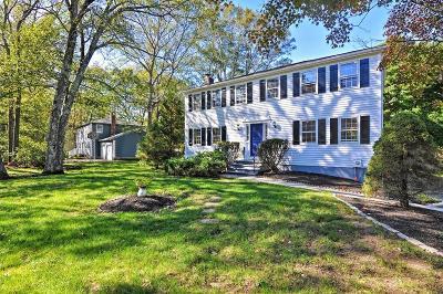 Holliston Single Family Home For Sale: 95 Dalton Rd