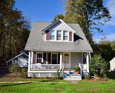 Wilbraham Single Family Home Contingent: 299 Main St