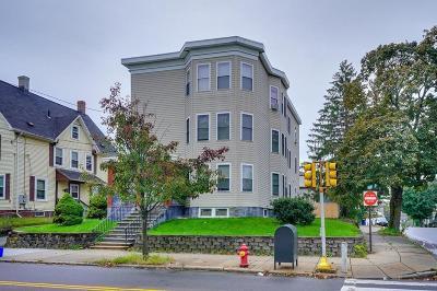 Malden Condo/Townhouse Under Agreement: 82 Medford St #1