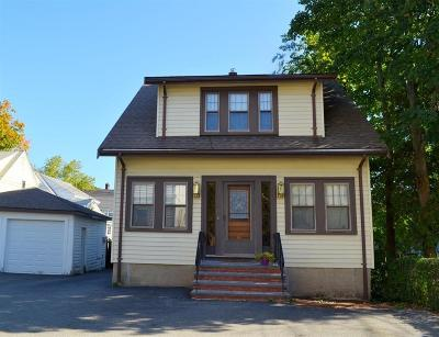 Quincy Single Family Home New: 264 Southern Artery