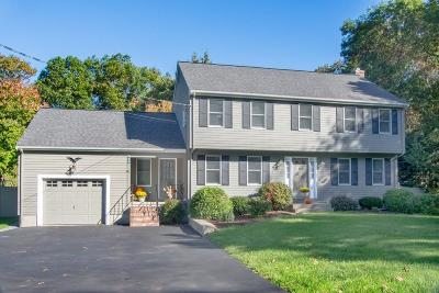 Mansfield Single Family Home For Sale: 608 Maple St