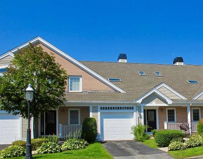 Wakefield Condo/Townhouse Under Agreement: 410 Salem St #303