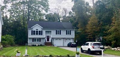 Brockton Single Family Home New: 1148 Pleasant St