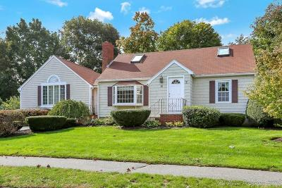 Danvers Single Family Home Under Agreement: 10 Carolyn Drive
