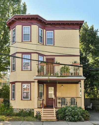 Condo/Townhouse New: 6 Blanvon Road #1