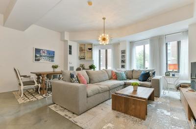 Condo/Townhouse For Sale: 1313 Washington Street #215