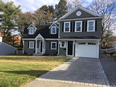 Newton Single Family Home For Sale: 5 Belmore Park