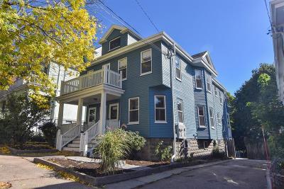 Somerville Multi Family Home For Sale: 29-31 Mason St