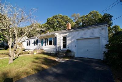 Weymouth Single Family Home New: 61 Gale Road