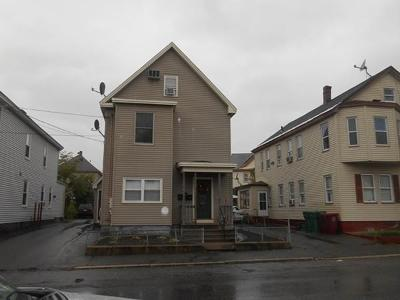 Lowell Multi Family Home Under Agreement: 118 Aiken Avenue