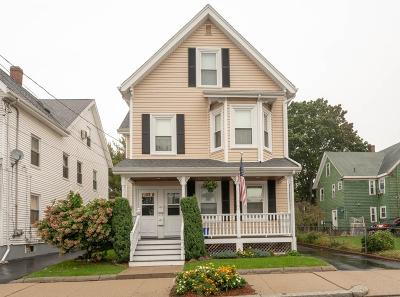 Malden Multi Family Home Under Agreement: 14-16 Townsend St