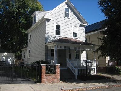 Somerville Single Family Home Under Agreement: 27 Avon Street