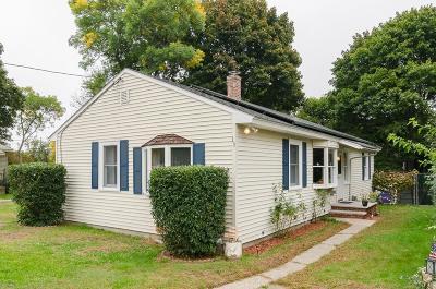 Weymouth Single Family Home New: 19 Blackstone Rd
