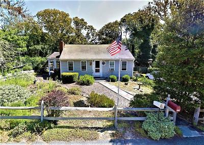 MA-Barnstable County Single Family Home New: 25 Moody Rd