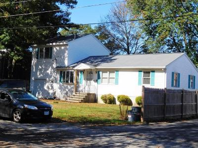 Lowell Single Family Home New: 136 Commonwealth Avenue