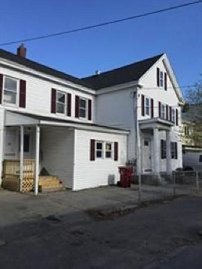 Lowell Multi Family Home Under Agreement: 811 Central St