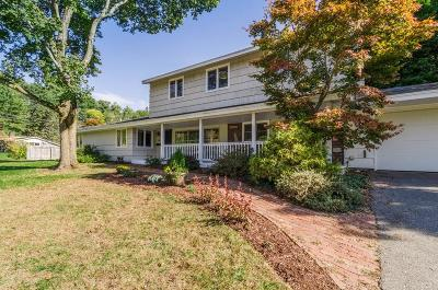 Framingham Single Family Home Contingent: 25 Clara Rd