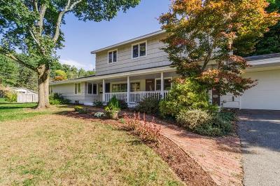 Framingham Single Family Home Under Agreement: 25 Clara Rd
