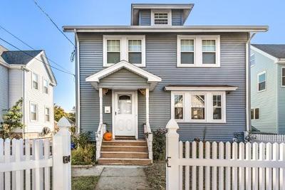 Malden Single Family Home Under Agreement: 41 Willard St