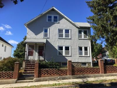 Watertown Multi Family Home Under Agreement: 28-30 Carroll St