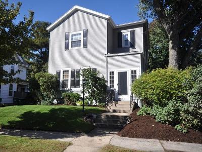 Medford Single Family Home Under Agreement: 11 Holton Street