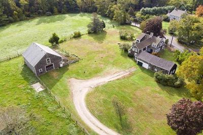 Duxbury Single Family Home For Sale: 761 Temple Street