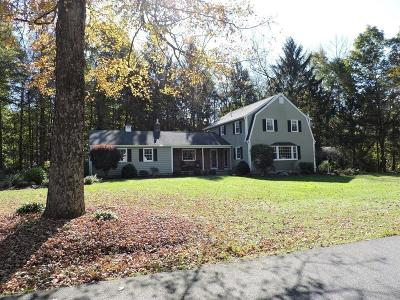 Wilbraham Single Family Home For Sale: 11 Woodland Dell Road