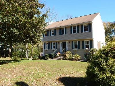 Methuen Single Family Home Under Agreement: 20 Pheasant Hill Ln