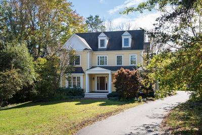 Cohasset MA Single Family Home Under Agreement: $1,450,000
