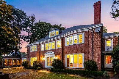 Milton Single Family Home New: 1065 Brush Hill Rd #Lot 1