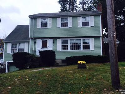 Boston Single Family Home New: 4 Edith Street