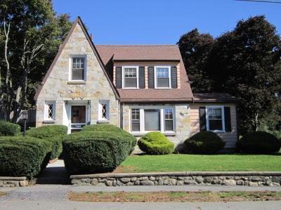 Woburn Single Family Home Under Agreement: 5 Ellis St.