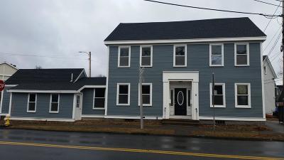 Danvers Condo/Townhouse For Sale: 2 Park St #3