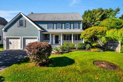 Needham Single Family Home For Sale: 209 Valley Rd