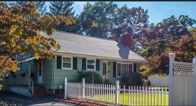 Brockton Single Family Home New: 797 East Ashland Street