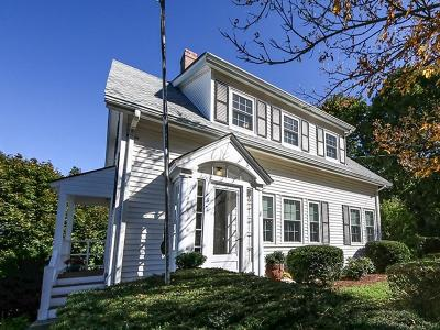 Single Family Home For Sale: 11 Brahms Street