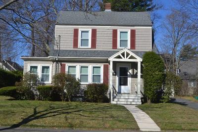 Needham Rental New: 139 Melrose Ave #139