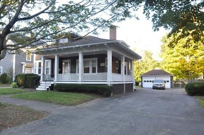 Danvers Single Family Home Under Agreement: 11 Essex St