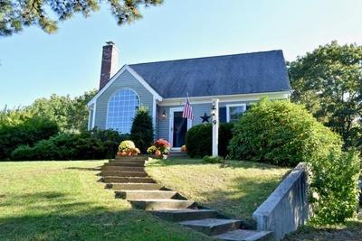 Bourne Single Family Home New: 9 Daniel Webster Rd