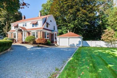 Abington Single Family Home For Sale: 618 Washington St
