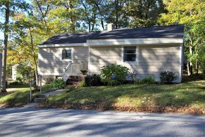 Middleton Single Family Home Under Agreement: 19 Belleview Avenue