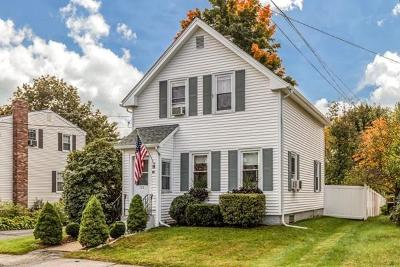 Framingham Single Family Home For Sale: 39 Wilson St