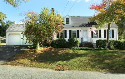 Ipswich Single Family Home Under Agreement: 15 Cedarview Rd