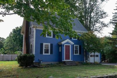 Weymouth Single Family Home Under Agreement: 207 Central St