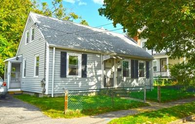 Quincy MA Single Family Home New: $399,900