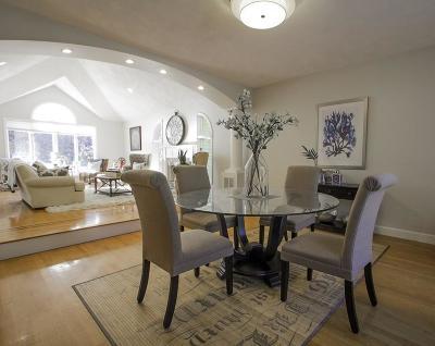 Wakefield Single Family Home Contingent: 26 Orsini Drive