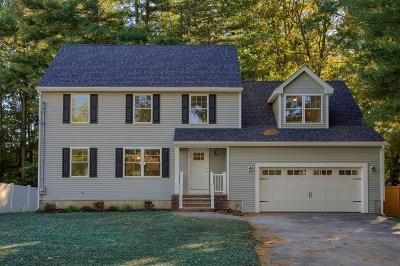 Tewksbury Single Family Home Under Agreement: 240 Cabot Rd.